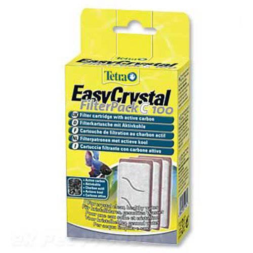 Tetratec EasyCrystal Filter Pack C 100 para Acuario Globe