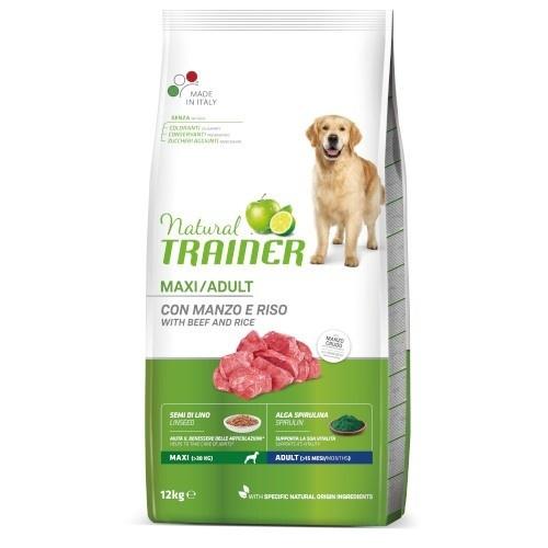 Natural Trainer Adult Maxi Buey para perros