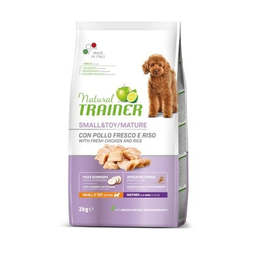 Natural Trainer Maturity Mini Pollo para perros