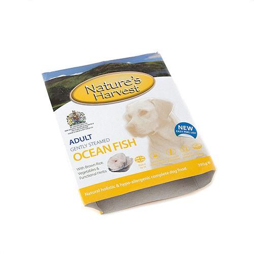 Nature's Harvest Adult Comida húmeda para perros Pescado