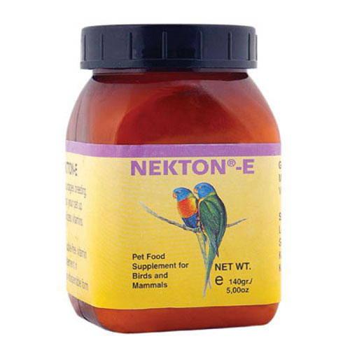 Nekton E preparación para cría de pájaros con vitamina E