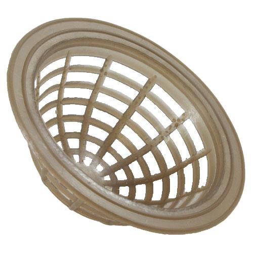 Nest of plastic for birds