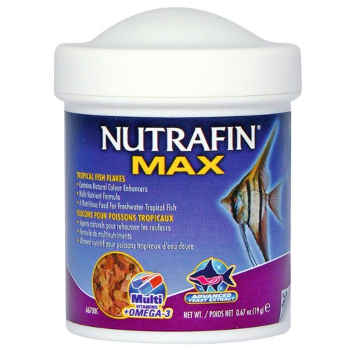 Nutrafin Max Alimento para peces tropicales Escamas