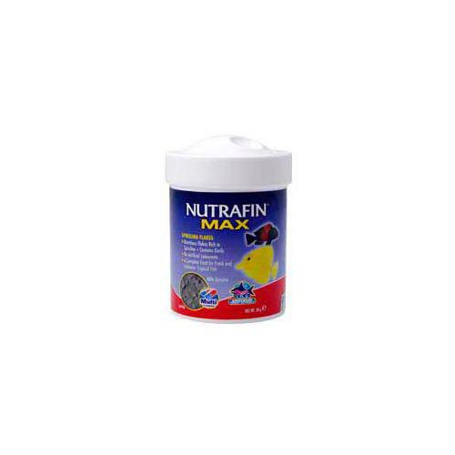 Nutrafin Max Alimento para peces Espirulina Escama