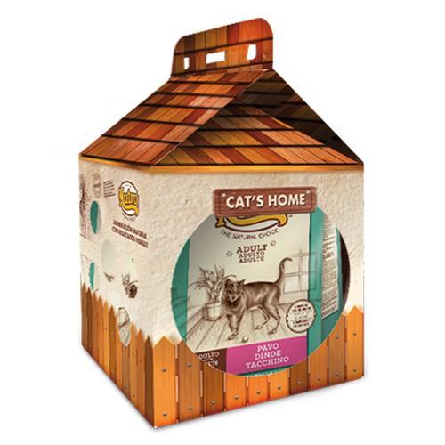 Nutro Adult Cat´s Home para gatos con pavo