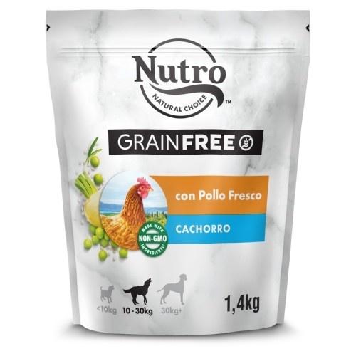 Nutro Grain Free Puppy pienso para cachorros con pollo
