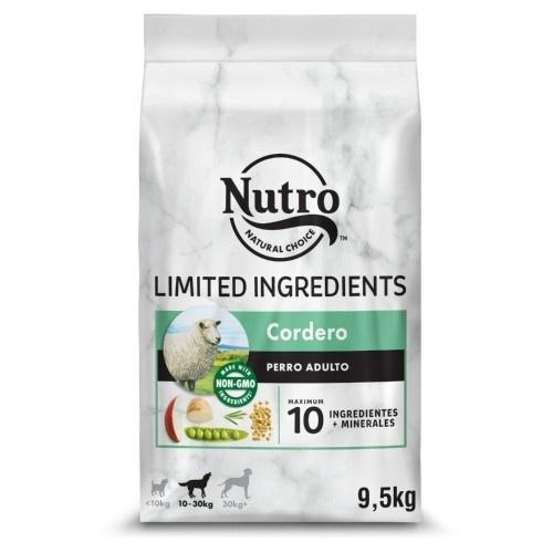Nutro Limited Ingredients Cordero para perros
