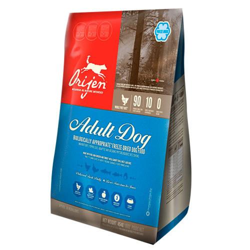 Orijen Freeze-Dried Adult comida deshidratada para perros