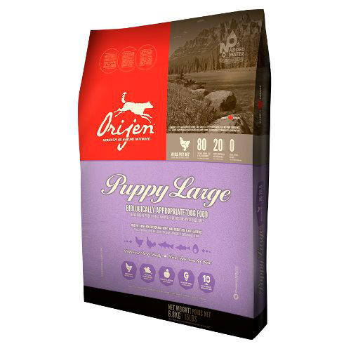 Orijen Canine Puppy Large Breed Natural dog food