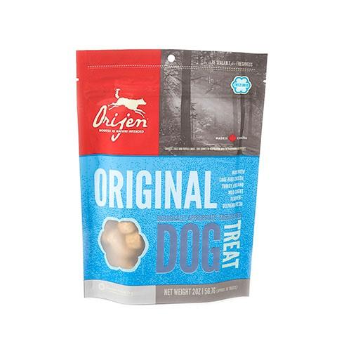 Orijen Treats Original Snack natural Pollo y pavo para perros