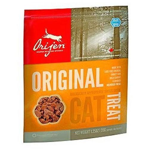 Orijen Treat Original snack natural de pollo y pavo para gatos