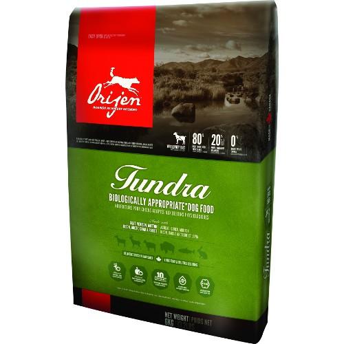 Orijen Tundra pienso para perros