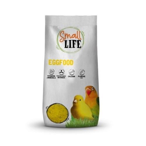 Pasta de cría amarilla Small Life para aves