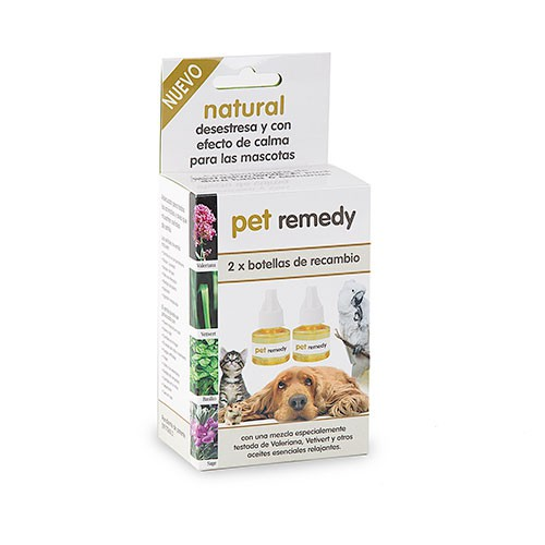 Pet Remedy Natural De Stress And Calming For Pets Plug In Diffuser