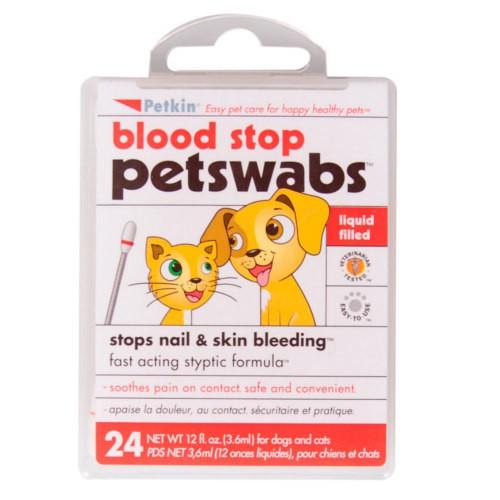 Petkin bastoncillos para detener sangre