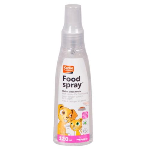 Petkin Spray de cuidado dental para comida