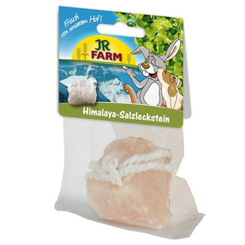 Piedra mineral sal de Himalaya JR Farm para roedores y conejos