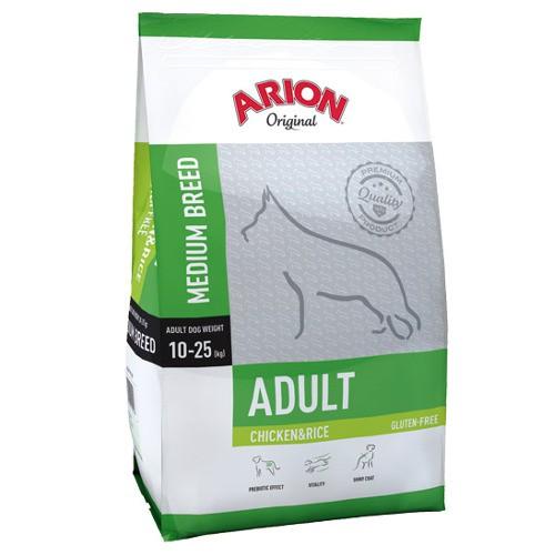 Pienso Arion Original de pollo y arroz para perros medianos