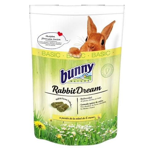 Pienso completo para conejos Rabbit Dream Bunny Basic