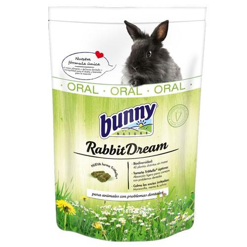 Pienso completo para conejos Rabbit Dream Bunny Oral