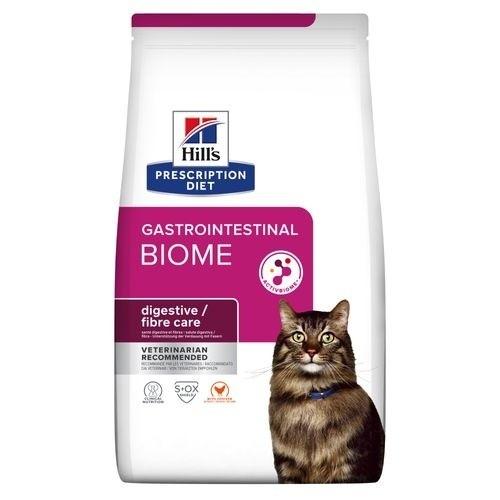 Pienso Hill's Gastrointestinal Biome para gatos