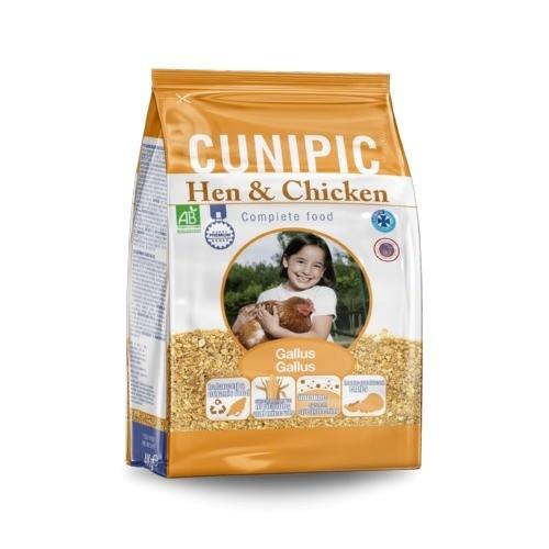 Pienso para gallinas Cunipic Premium Hen and Chicken