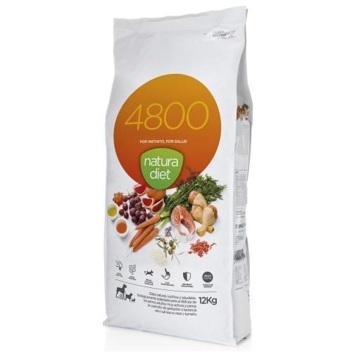 Pienso para perros activos Natura Diet 4800