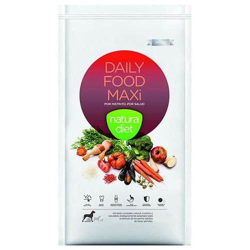 Pienso para perros Nature Diet Daily Food Maxi para razas grandes