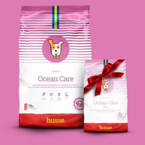 Pienso para perros Ocean Care + 2 kg de regalo sabor Salmón