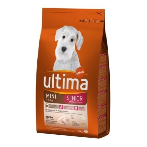 Pienso para perros senior mini Affinity Ultima