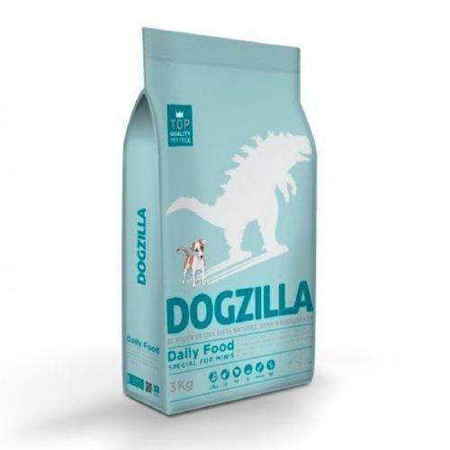 Pienso perro Dogzilla Daily Food Adult Mini pollo-arroz