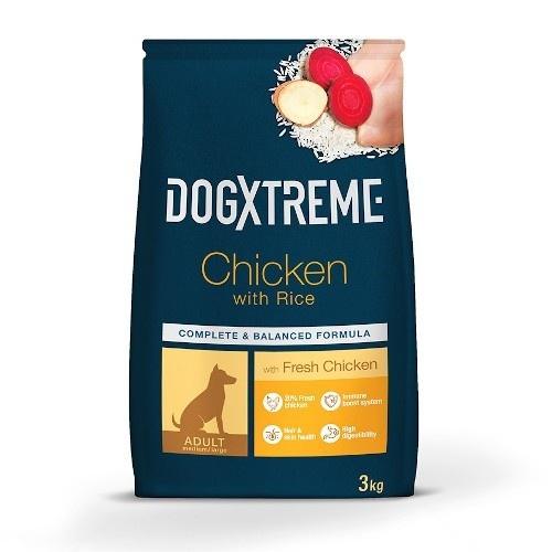 Pienso perros adultos Dogxtreme Adult pollo y arroz