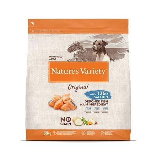Pienso perros Nature's Variety Original Mini Salmón