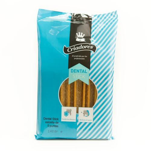 Snacks para perros Criadores Dental Stick estrella de 5 puntas