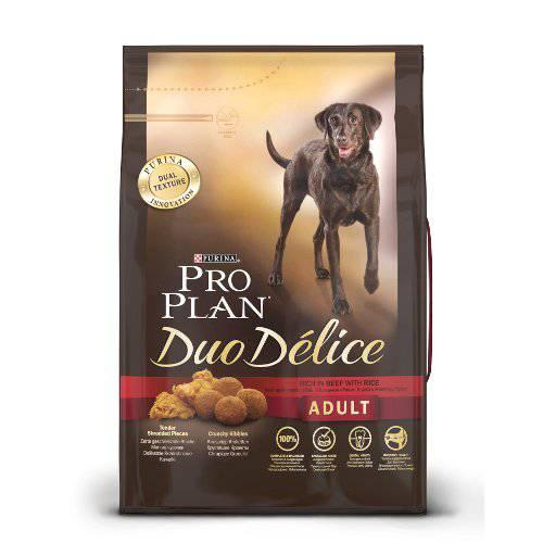 PRO PLAN Duo Delice Adult Buey pienso para perros