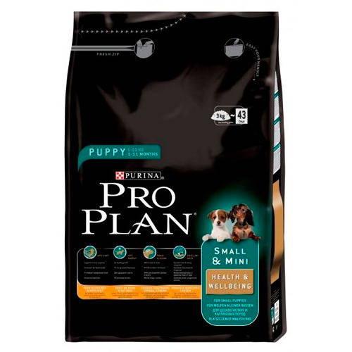 PRO PLAN Puppy Small & Mini Health