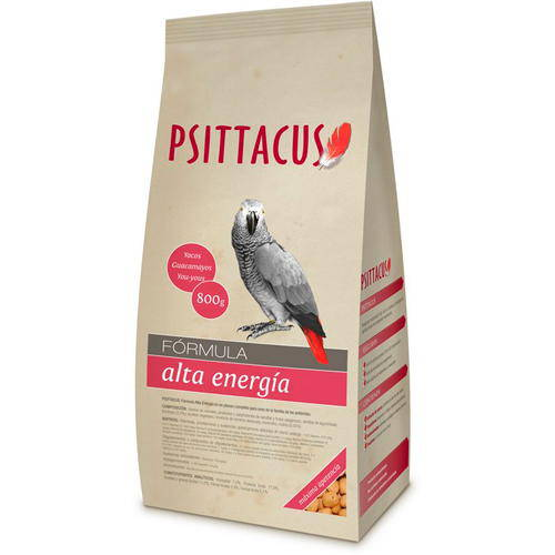 Psittacus food maintenance high energy for birds