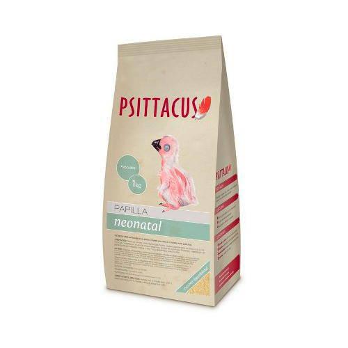 Psittacus Papilla Neonatal para loros