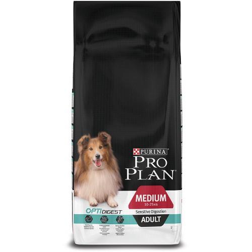 Purina Pro Plan Adult OptiDigest Medium