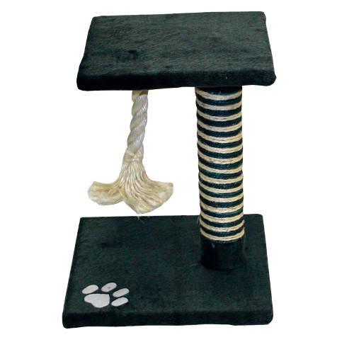 Rascador para gatos Irresistible con cuerda