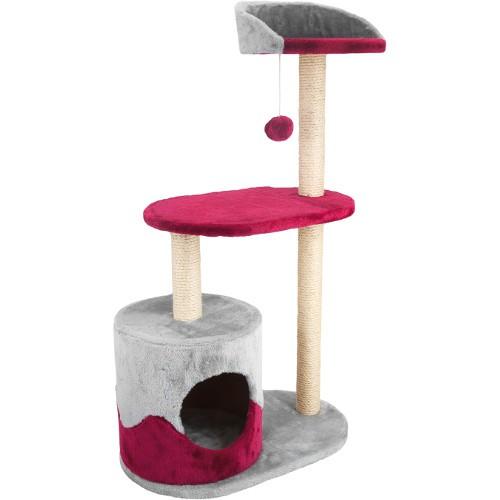 Rascador para gatos con plataformas Savanna Confort