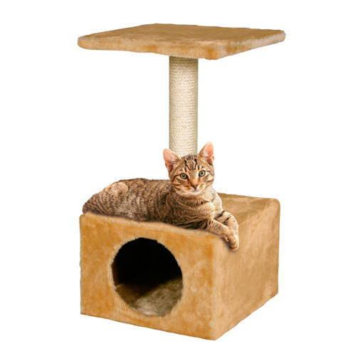 Rascador standard para Gatos plataforma y gatera