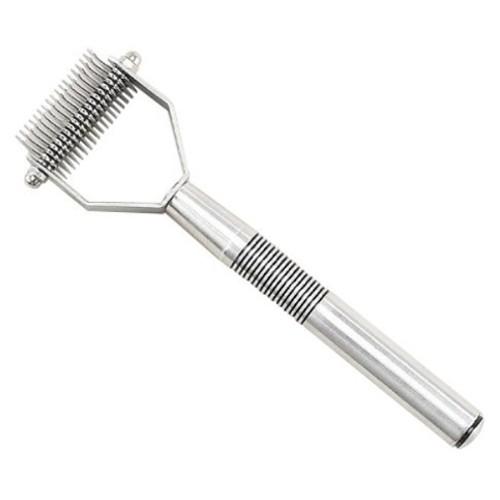 Rastrillo cortanudos mediano de dientes finos de Oster
