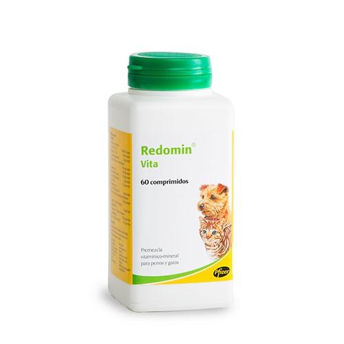 Suplemento multivitaminico para perros y gatos Redomin Vita