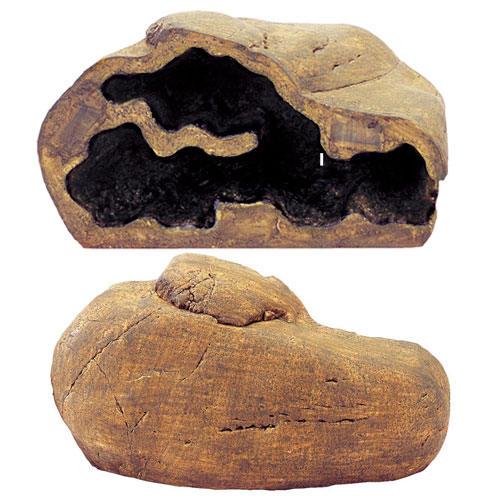 Refugio con cueva magnética para reptiles de Exo Terra