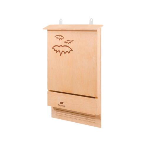 Refugio para murciélagos sistema antimosquitos ecológico