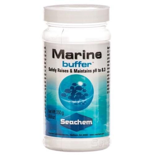 Regulador de pH para acuarios Marine buffer