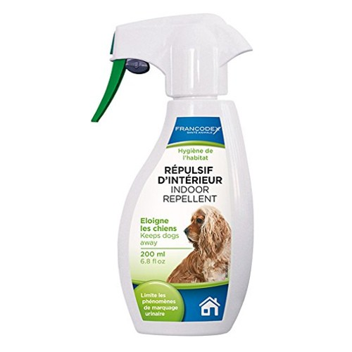 Repelente educativo en interiores para perros en spray Francodex