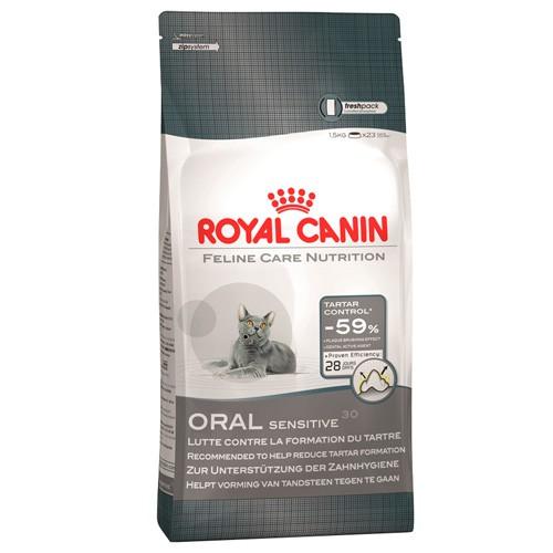 royal canin care nutrition oral sensitive tiendanimal. Black Bedroom Furniture Sets. Home Design Ideas