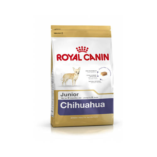 royal canin chihuahua junior tiendanimal. Black Bedroom Furniture Sets. Home Design Ideas